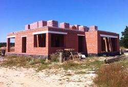 Кирпичный дом в элитном поселке