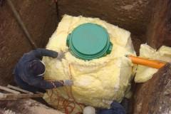 Монтаж водоотведения и дренаж в Коломне