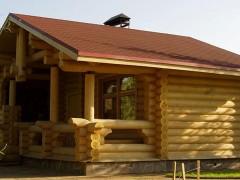 Строительство деревянных домов в Бронницах