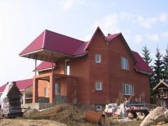 Строительство домов из кирпича в Жуковском