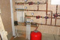 Монтаж и ремонт отопления в Коломне