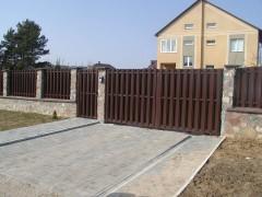 Строительство и ремонт заборов в Жуковском