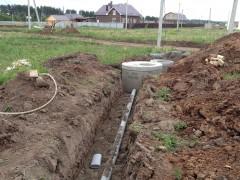Монтаж водоотведения и дренаж в Раменское