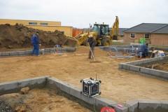 Строительство и ремонт фундамента в Раменское