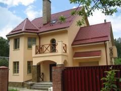 Строительство домов под ключ в Раменское