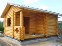 Строительство деревянных домов в Коломне