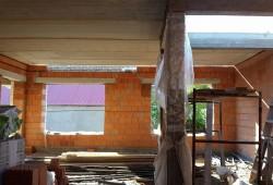 Частный кирпичный дом