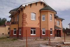 Строительство домов под ключ в Бронницах