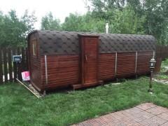 Строительство и ремонт бани в Жуковском