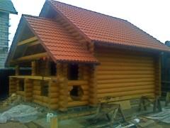 Строительство и ремонт бани в Коломне