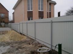 Строительство и ремонт заборов в Раменское