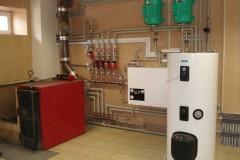 Монтаж и ремонт отопления в Егорьевске