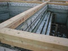 Строительство и ремонт фундамента в Коломне