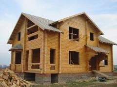 Строительство домов под ключ в Воскресенске