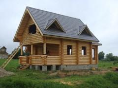 Строительство деревянных домов в Раменское