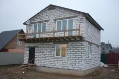 Строительство домов из блоков в Егорьевске