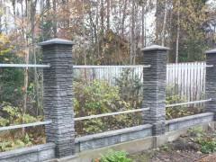 Строительство и ремонт заборов в Коломне
