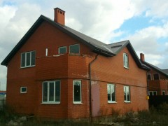 Строительство домов из кирпича в Бронницах
