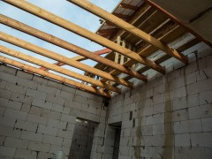 Строительство домов из блоков в Бронницах