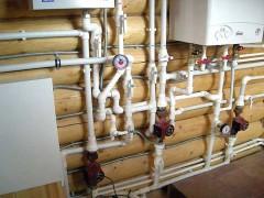Монтаж и ремонт отопления в Воскресенске