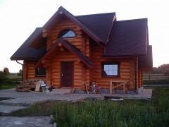 Строительство деревянных домов в Воскресенске