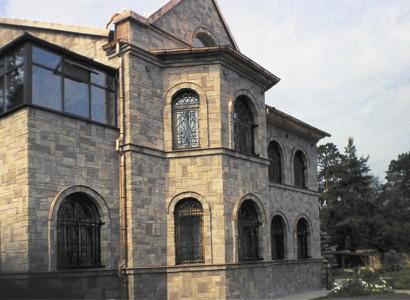 Облицовка стен коттеджа в Раменское