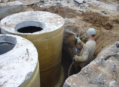 Монтаж водоотведения и дренаж в Воскресенске