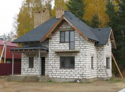 Строительство домов из блоков в Коломне