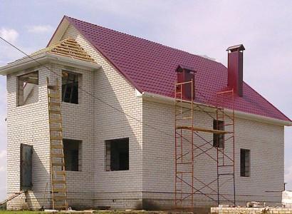 Строительство и ремонт кровли крыши в Коломне