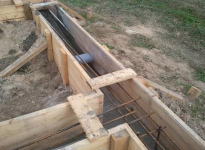 Строительство и ремонт фундамента в Воскресенске