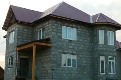 Строительство домов из блоков в Воскресенске
