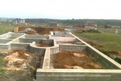 Строительство и ремонт фундамента в Бронницах