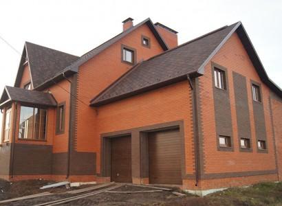 Строительство домов из кирпича в Раменское