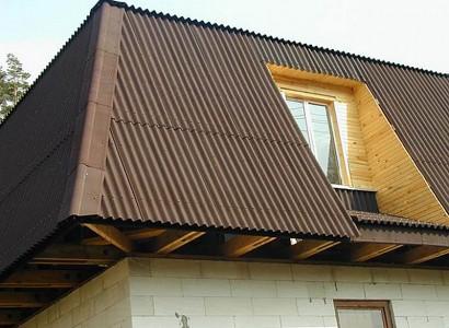 Строительство и ремонт кровли крыши в Егорьевске