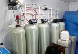 Наши работы по водоподготовке