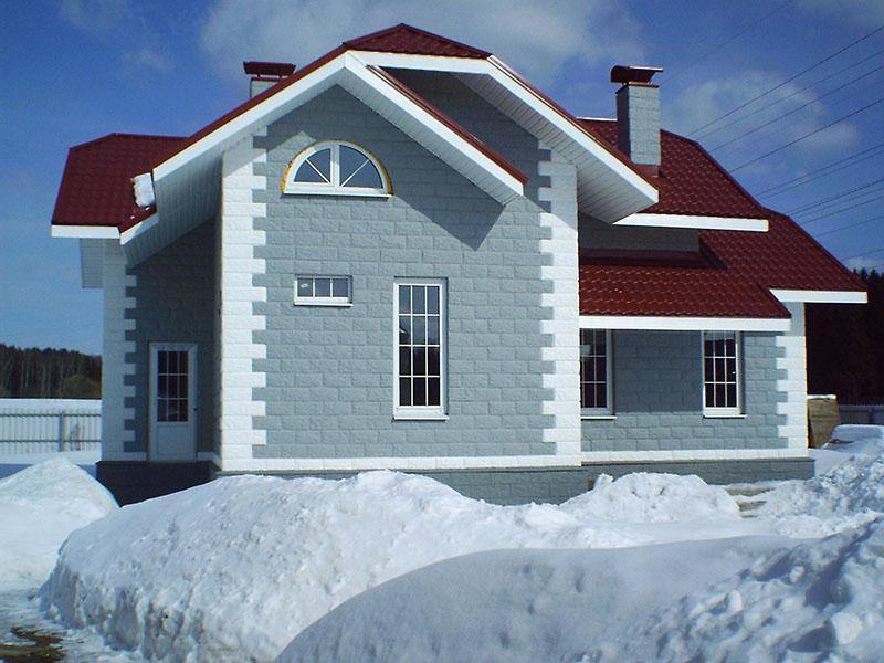Строительство финских (скандинавских) каркасных домов в