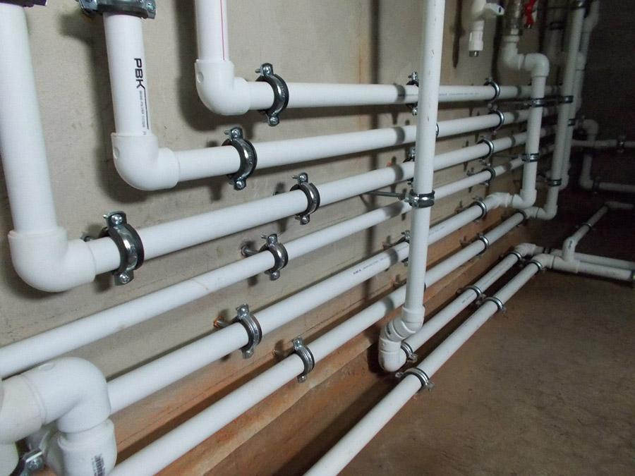 Монтаж систем отопления и водоснабжения новосибирск