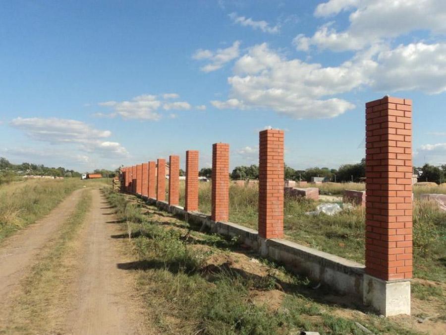 Проект фундамента дома 8 на 10 Одинцовский район