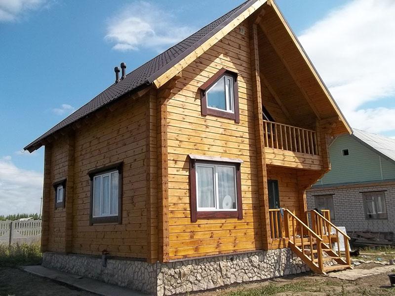 Дома из бруса в волгограде